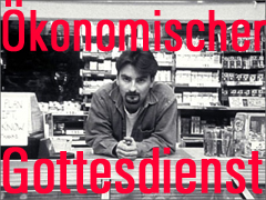 konomischer Gottesdienst